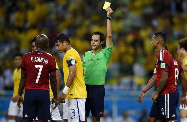 Thiago Silva dá resposta com gol, mas perderá semifinal