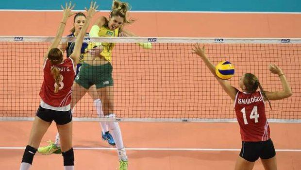 Brasil perde invencibilidade e Zé Roberto exalta Turquia