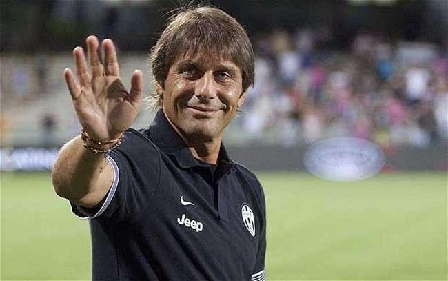Antonio Conte é o novo técnico da seleção da Itália