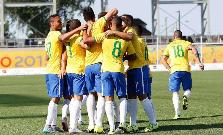 Seleção Brasileira volta a golear e se aproxima da classificação à semi