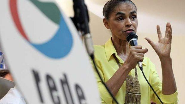 Marina diz que Rede se decidiu por 'independência'