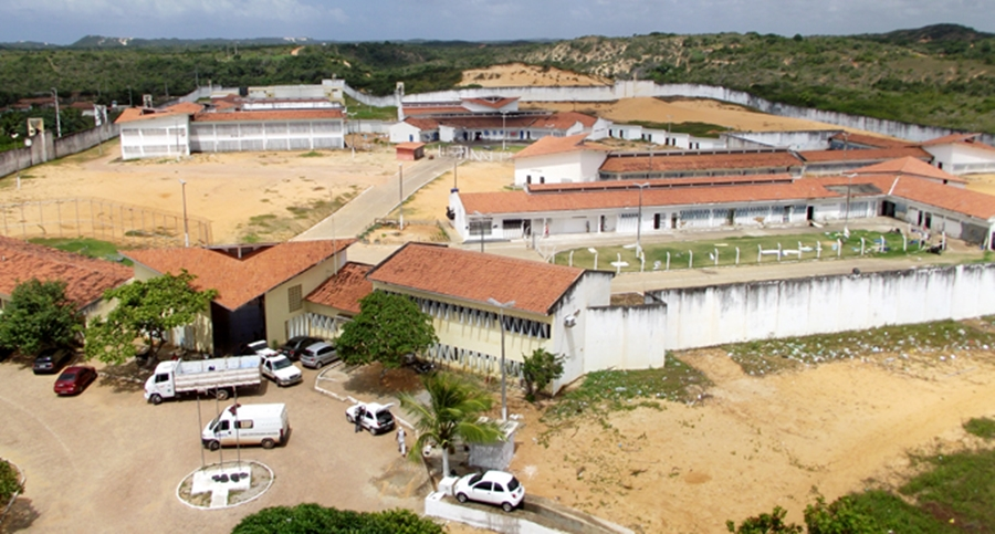 Após rebeliões, Força Nacional encontra três túneis em Alcaçuz