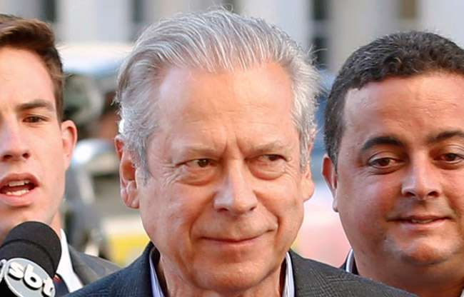 Em nota, Dirceu nega envolvimento com contratos da Petrobras