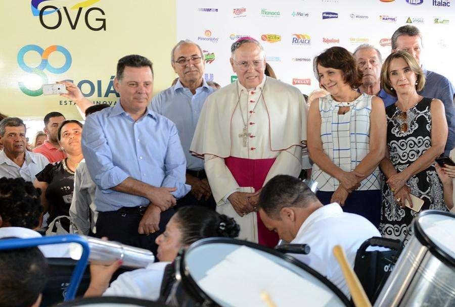 Centro de Apoio começa a atender romeiros a caminho de Trindade