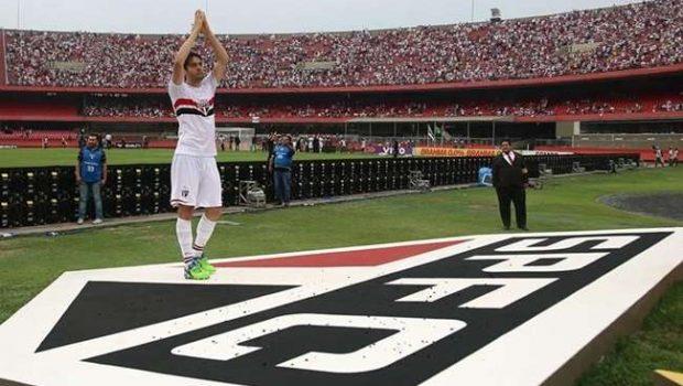 Ceni falha e Kaká dá adeus ao Morumbi com empate