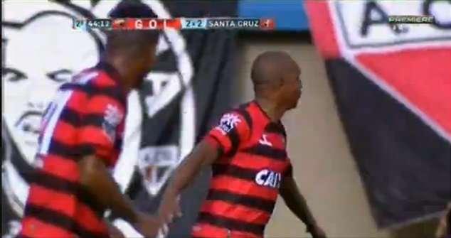 Atlético cai diante do Santa Cruz e perde chance de acesso