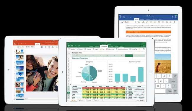 Microsoft oferece versão completa do Word de graça para iPad e iPhone