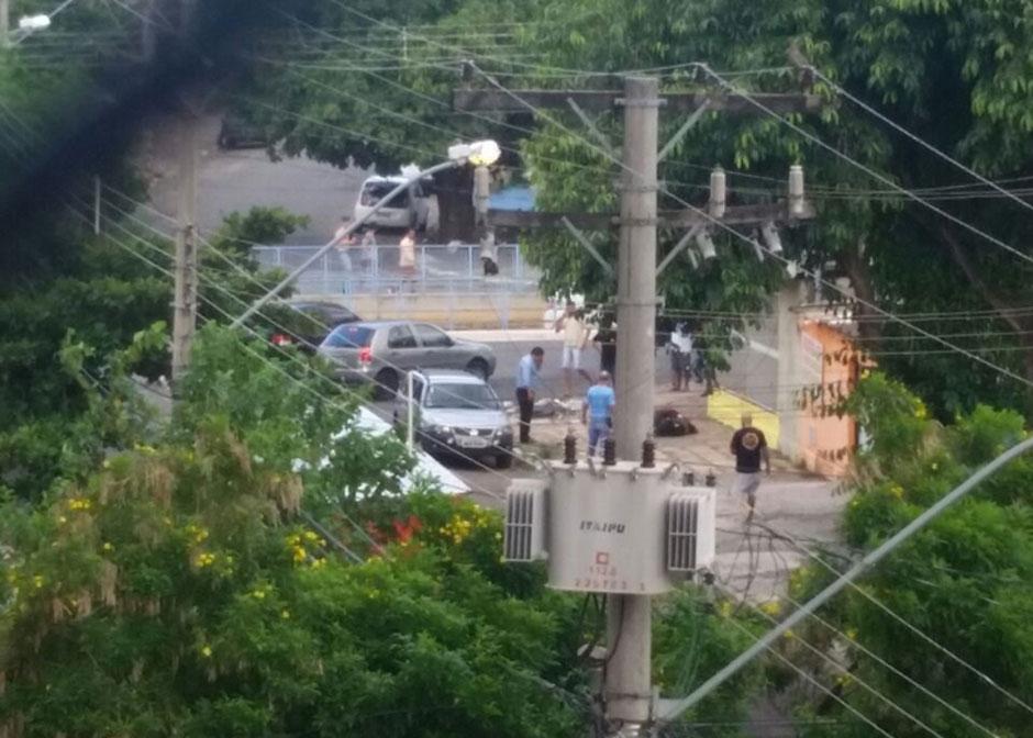 Pai mata o filho e comete suicídio no Setor Aeroporto, em Goiânia