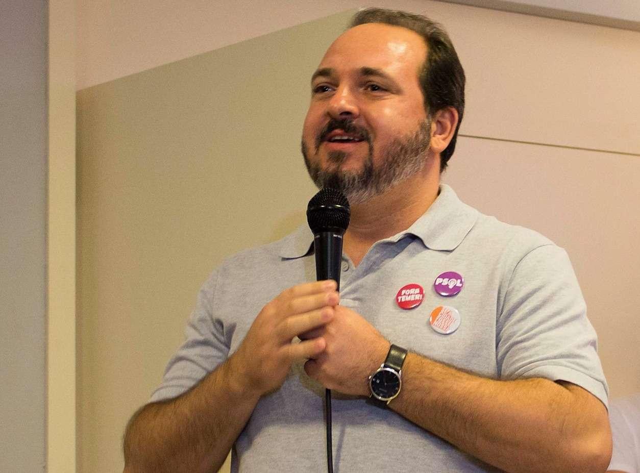"""""""Queremos radicalizar a democracia"""", diz Flávio Sofiati"""