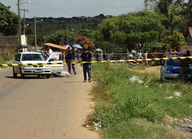 Homicídios recuam 9,6% no primeiro trimestre em Goiás