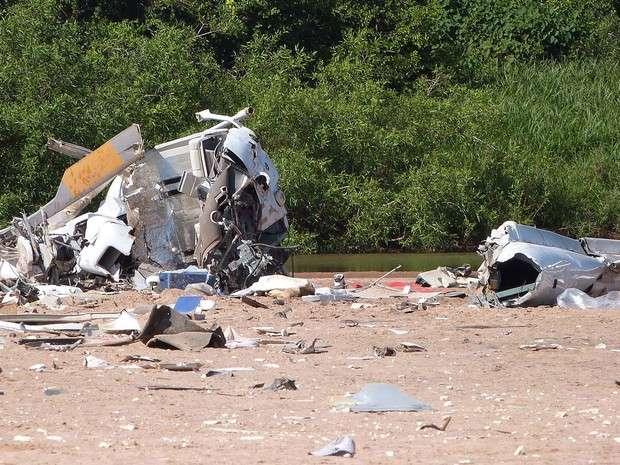 Laudo aponta falhas do piloto em acidente que matou o jogador Fernandão