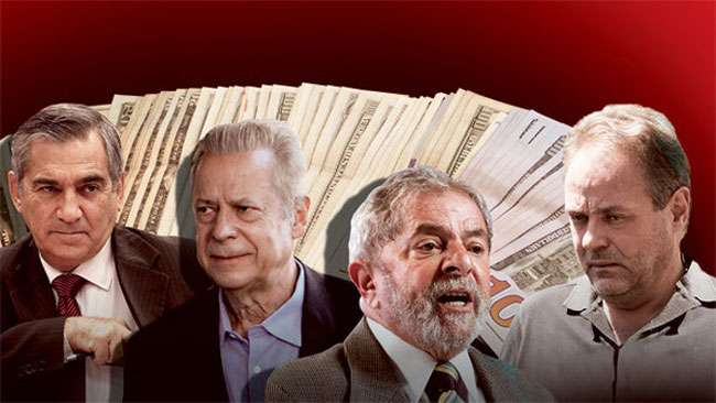 PT paga para silenciar chantagistas, diz revista