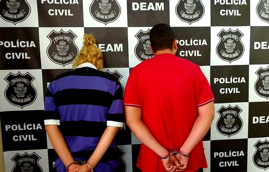 Casal suspeito de estuprar a própria filha de 3 anos é preso em Valparaíso