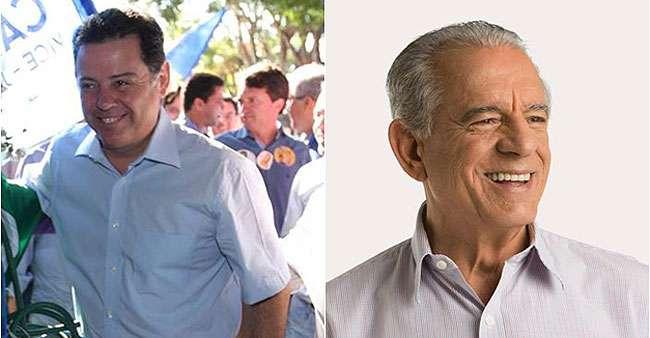 Serpes: Marconi lidera disputa com 39,3% e Iris aparece com 25,1%