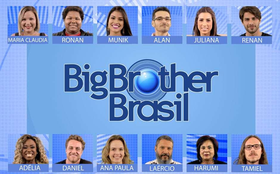 Dois goianos estão na 16ª edição do Big Brother Brasil