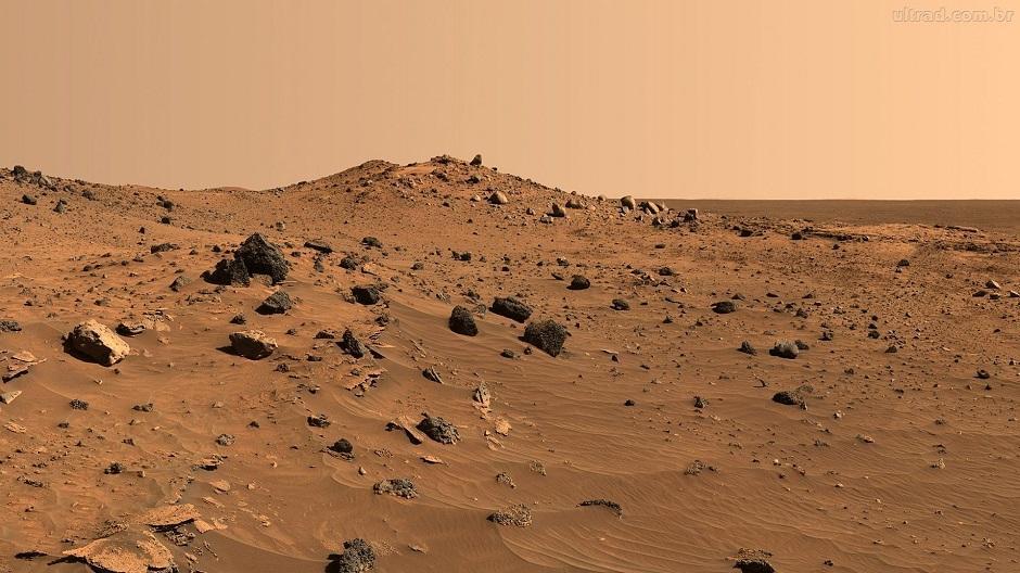 Simulação de missão a Marte é um sucesso