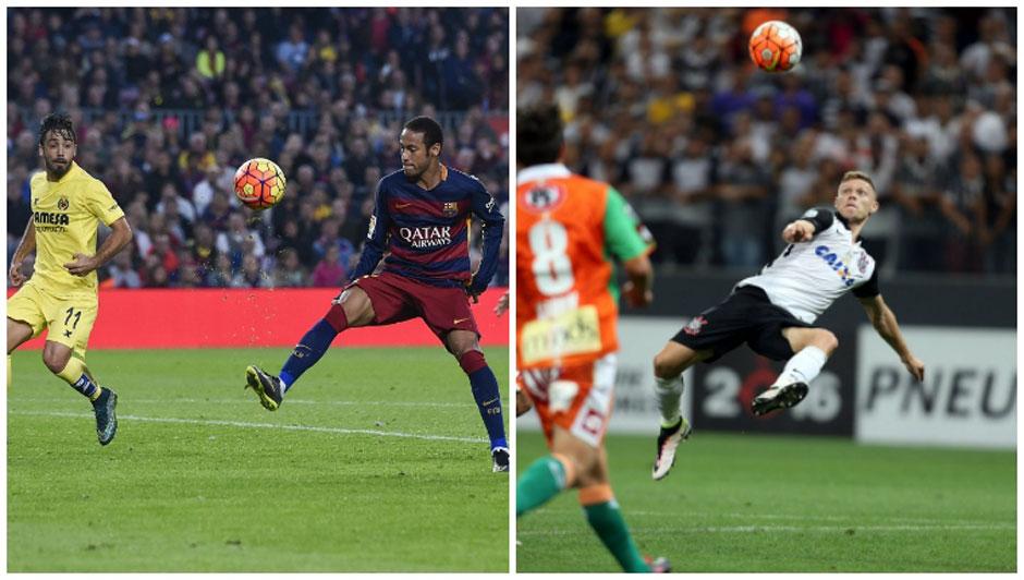 Neymar e Marlone estão entre os 10 finalistas ao Prêmio Puskas de gol mais bonito