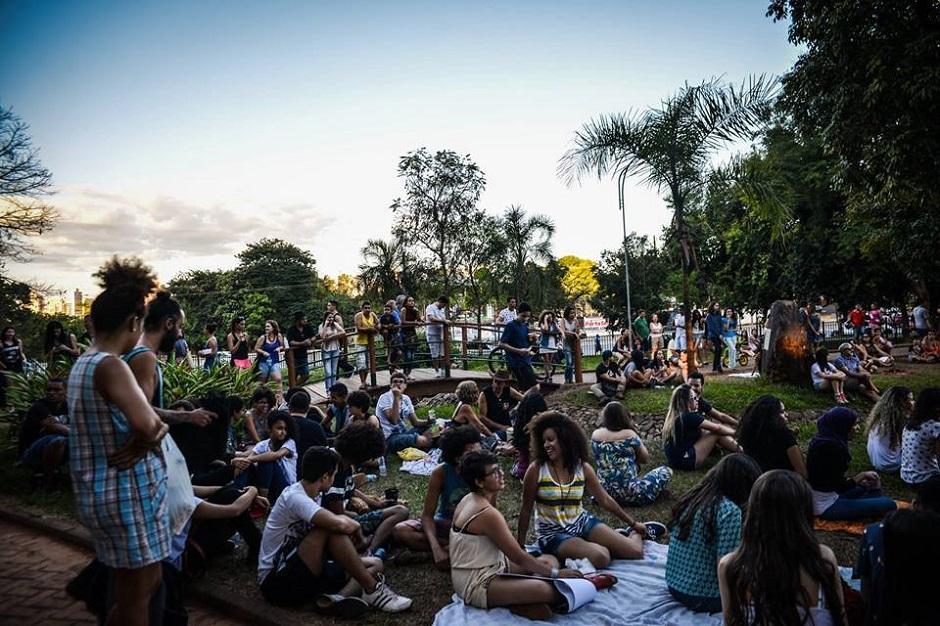 Bosque dos Buritis recebe edição do Sábado no Parque