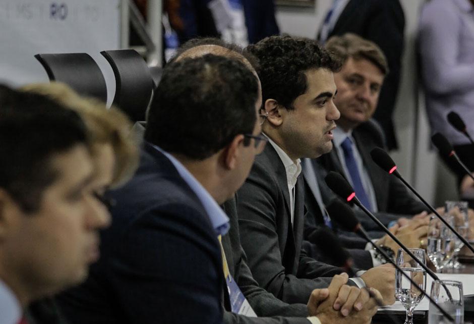 Secretário-executivo do Consórcio Brasil Central chama atenção de governadores