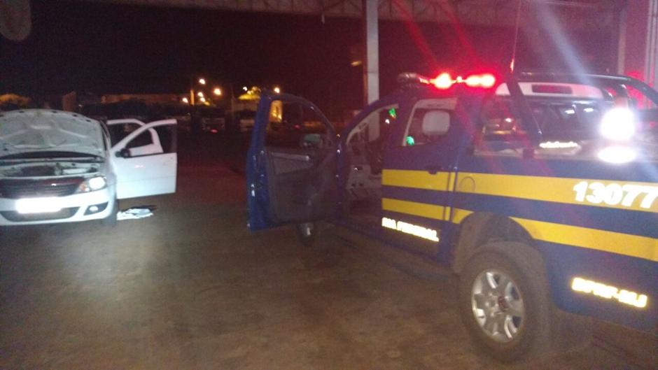 Homem é preso com um quilo de crack escondido em tanque de combustível em Bom Jesus de Goiás