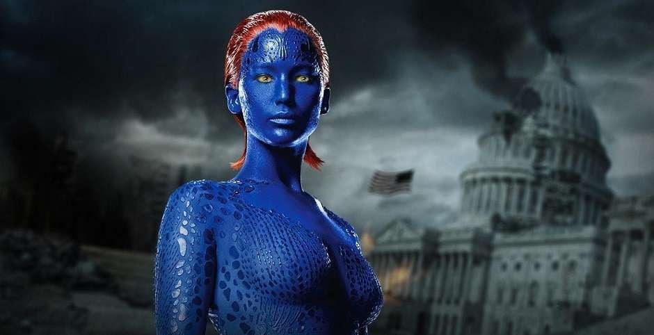 Jennifer Lawrence diz estar doida para fazer mais X-men