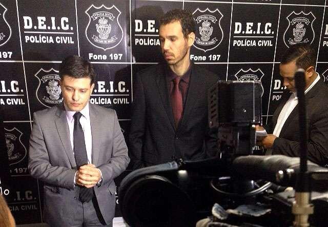 Dois homens são presos e um adolescente apreendido por suspeita de envolvimento na morte de delegado