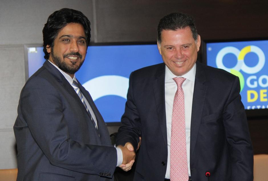 Empresa bélica dos Emirados Árabes terá unidade instalada em Anápolis