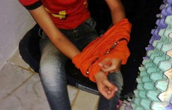 Polícia encontra jovem sequestrada trancada dentro de caixa de ferro em Mineiros