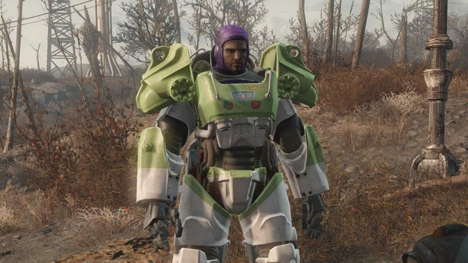 Fallout 4 não terá mais suporte a mods no PS4