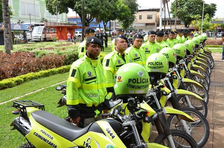 Polícia Militar reforça segurança na capital e no interior para as Eleições 2014