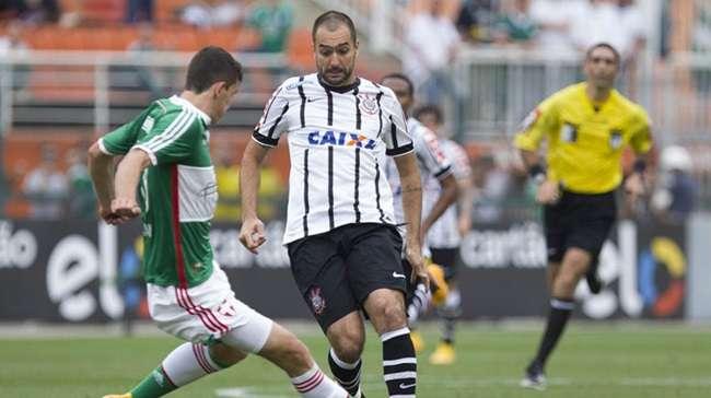 Gol de Danilo aos 45 define empate em clássico paulista