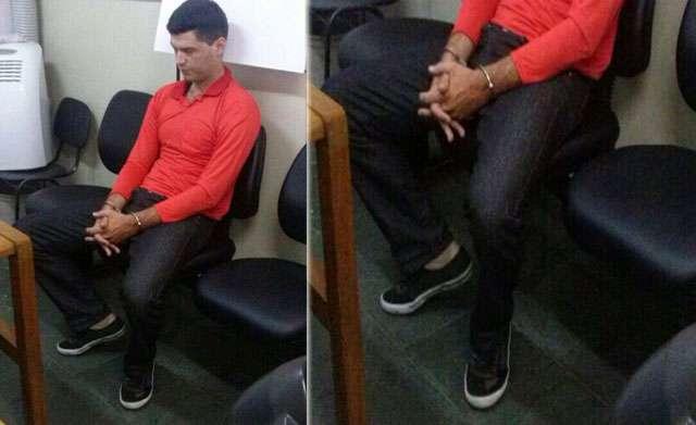 Polícia prende suspeito de cometer crimes em série em Goiânia