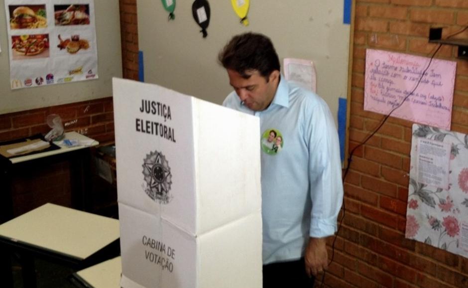 """""""É uma campanha dura e difícil"""", diz candidato do PTB à prefeitura de Anápolis"""