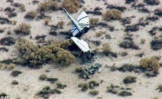 Foguete de turismo espacial explode nos EUA