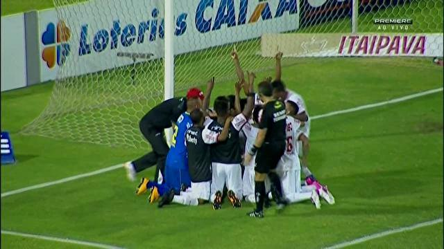 Em Maceió, Vila Nova surpreende no 2º tempo e ganha de virada do CRB por 2 a 1