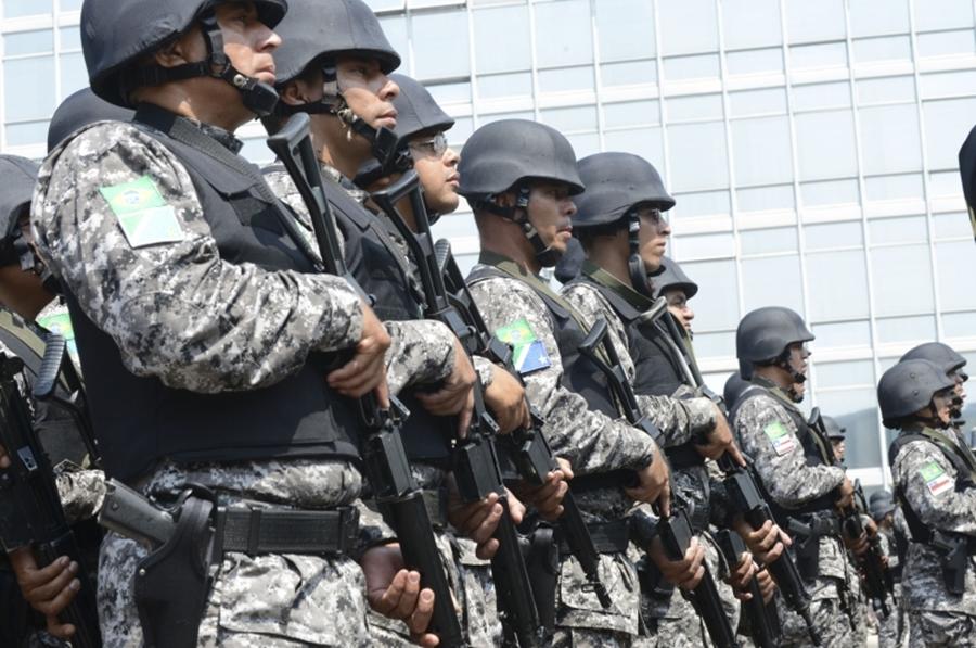 Força Nacional chega a Roraima para reforçar segurança no Estado
