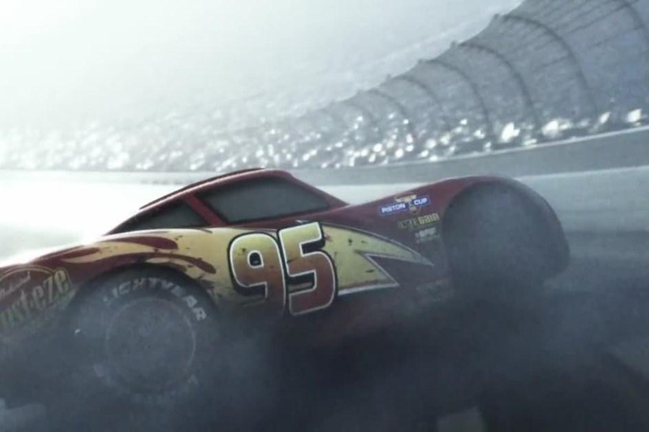 Veja o novo trailer de Carros 3