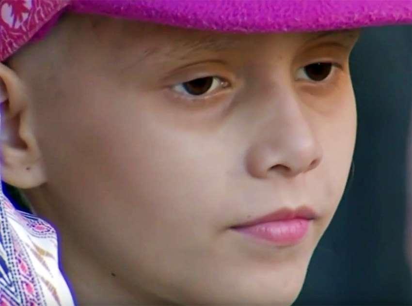 Garota Ana Clara que lutava contra o câncer morre em SP