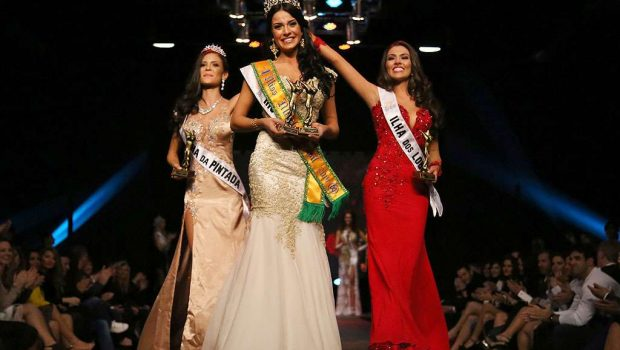 Gaúcha vence o Miss Mundo Brasil 2014