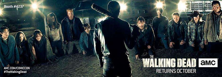 Veja primeira promo de nova temporada de The Walking Dead