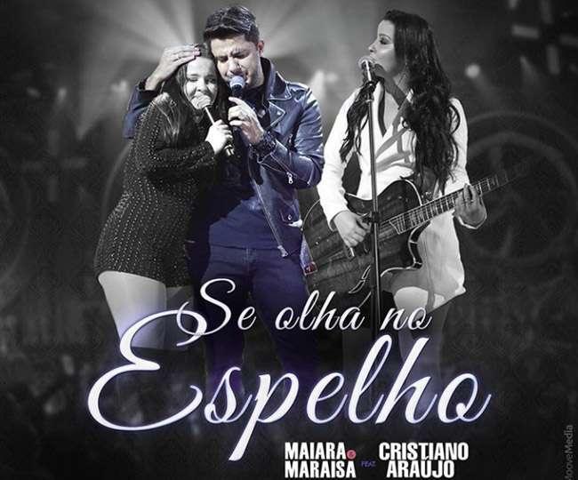 As gêmeas Maiara e Maraísa divulgam música gravada com Cristiano Araújo