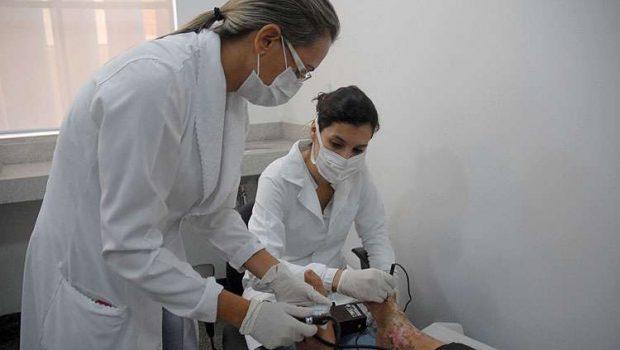 HGG é referência no tratamento do pé diabético