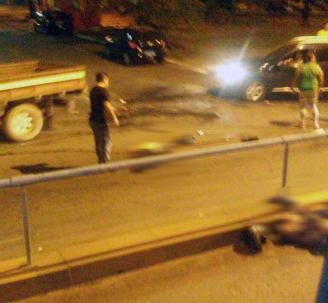 Homem morre após ser atropelado na Avenida Anhanguera