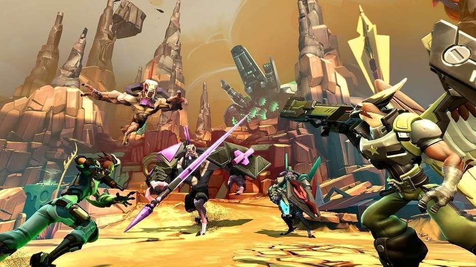 Battleborn está em beta aberto até dia 18