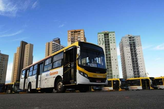 Linhas de ônibus são ampliadas para atender moradores da Grande Goiânia