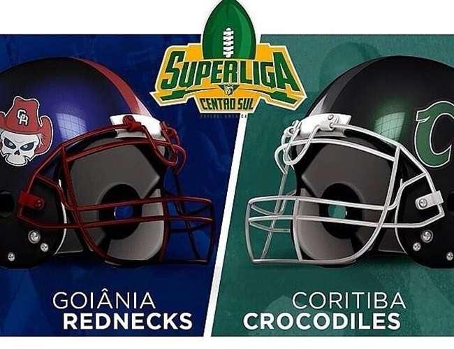 Em primeira partida em casa, Goiânia Rednecks perde para atual campeão brasileiro