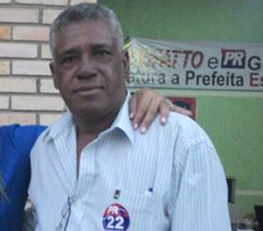 Vice-presidente do PR de Santo Antônio do Descoberto é assassinado