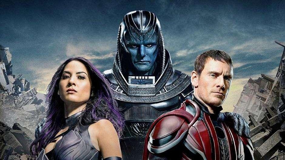 Novo X-men faz US$ 103 milhões em final de semana de estreia