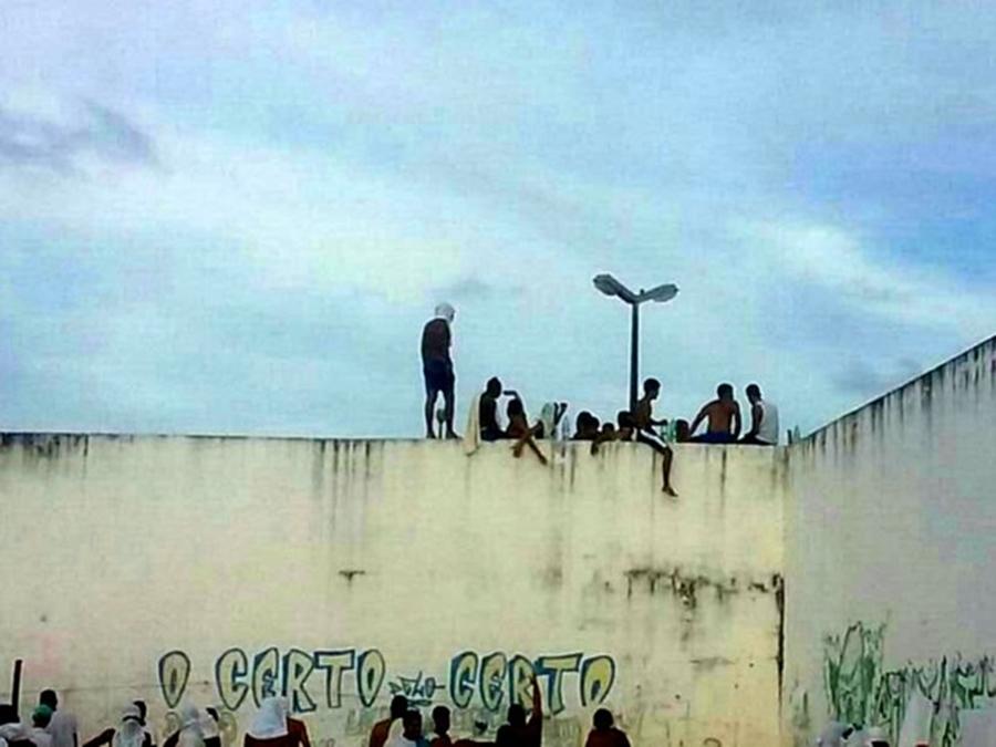 Pelo menos dez presos morrem em rebelião em penitenciária do Rio Grande do Norte