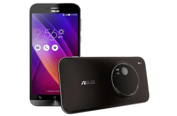 Asus revela Zenfone Zoom